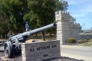 Illinois Veteran's Home-Quincy, Kurt Parsons
